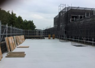飯塚市 小嶋病院 新築工事