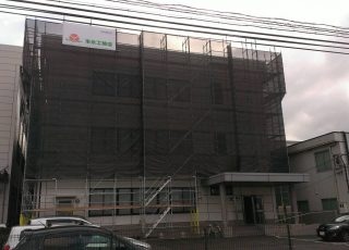 福岡市博多区 テナントビル改修工事