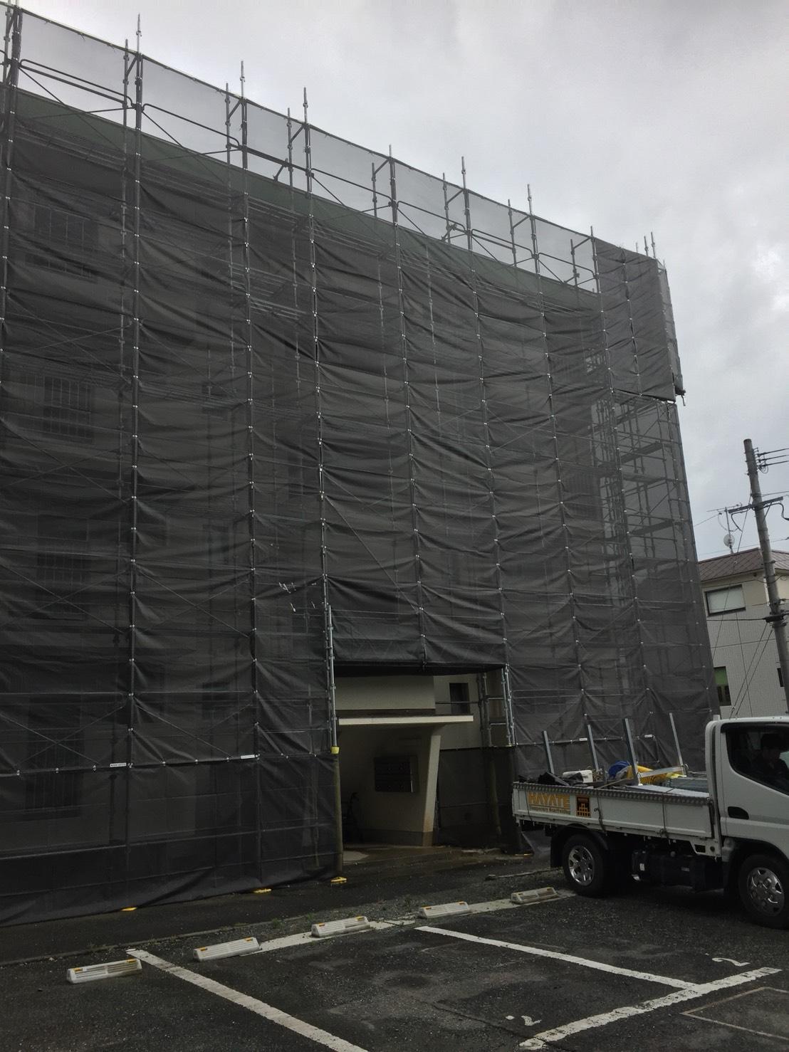 福岡市南区  4階建  牟田ハイツ
