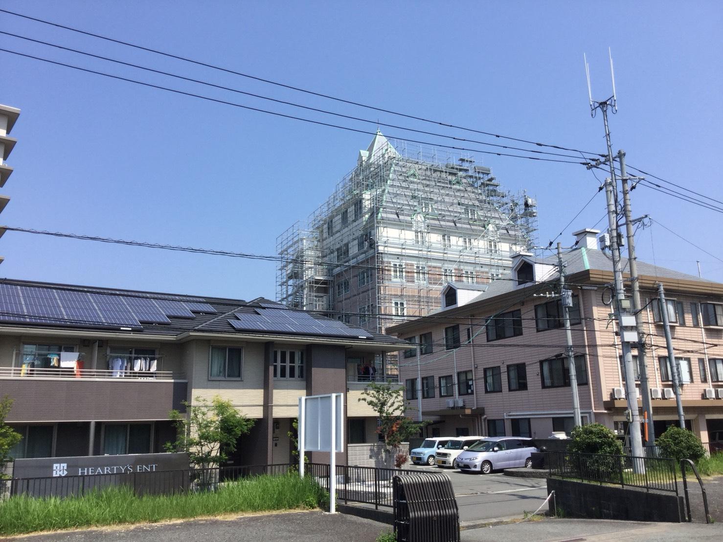 福岡県久留米市 オランダビル 改修工事