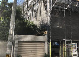 株式会社HAYATE 台風24号 対策養生 その④