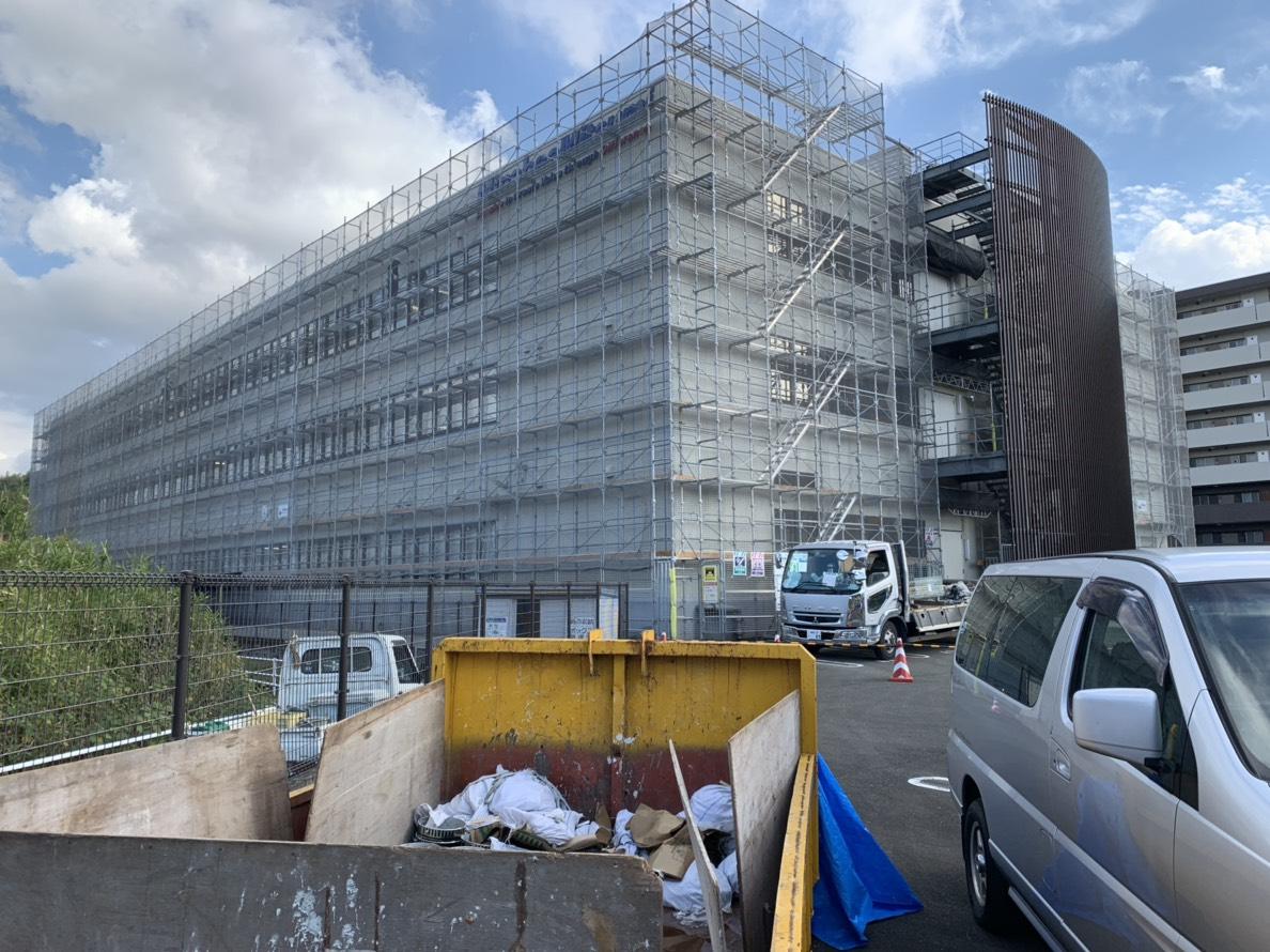 福岡県飯塚市 大規模修繕工事