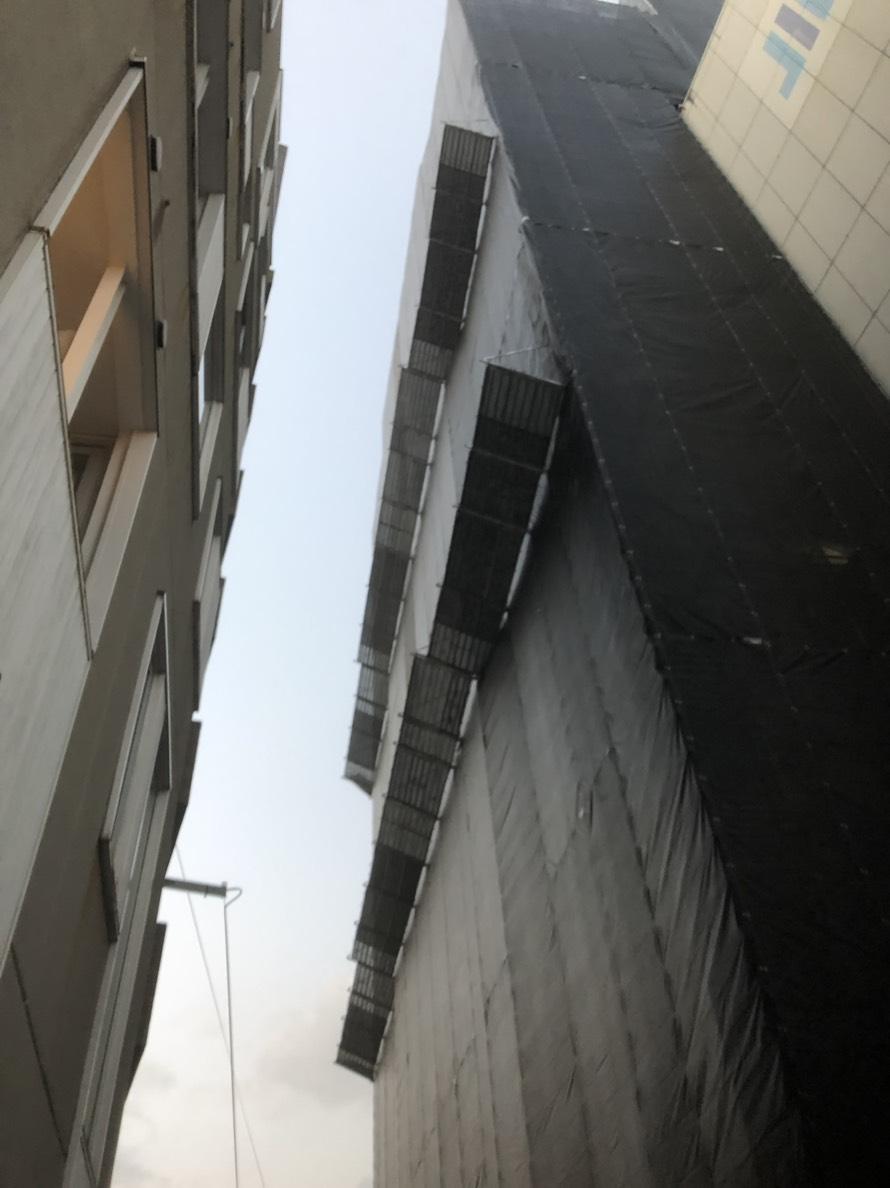 福岡県福岡市城南区 15階建 大規模修繕工事その⑵