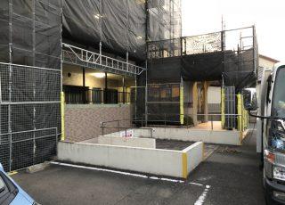 福岡県福岡市早良区 3階建 1000㎡ 改修工事①