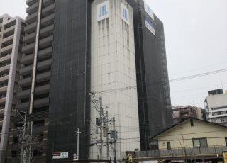 福岡県福岡市中央区薬院15階建マンション改修工事