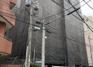福岡県福岡市中央区 高砂 大規模修繕工事