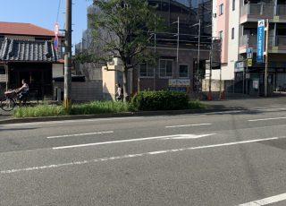 福岡県福岡市博多区 一般住宅改修工事 足場