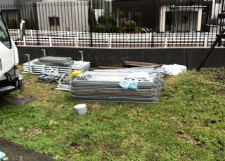 福岡県福岡市博多区 浄化センター 安全手摺 取付