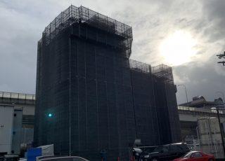 福岡県福岡市西区 8階建 マンション 大規模改修工事②