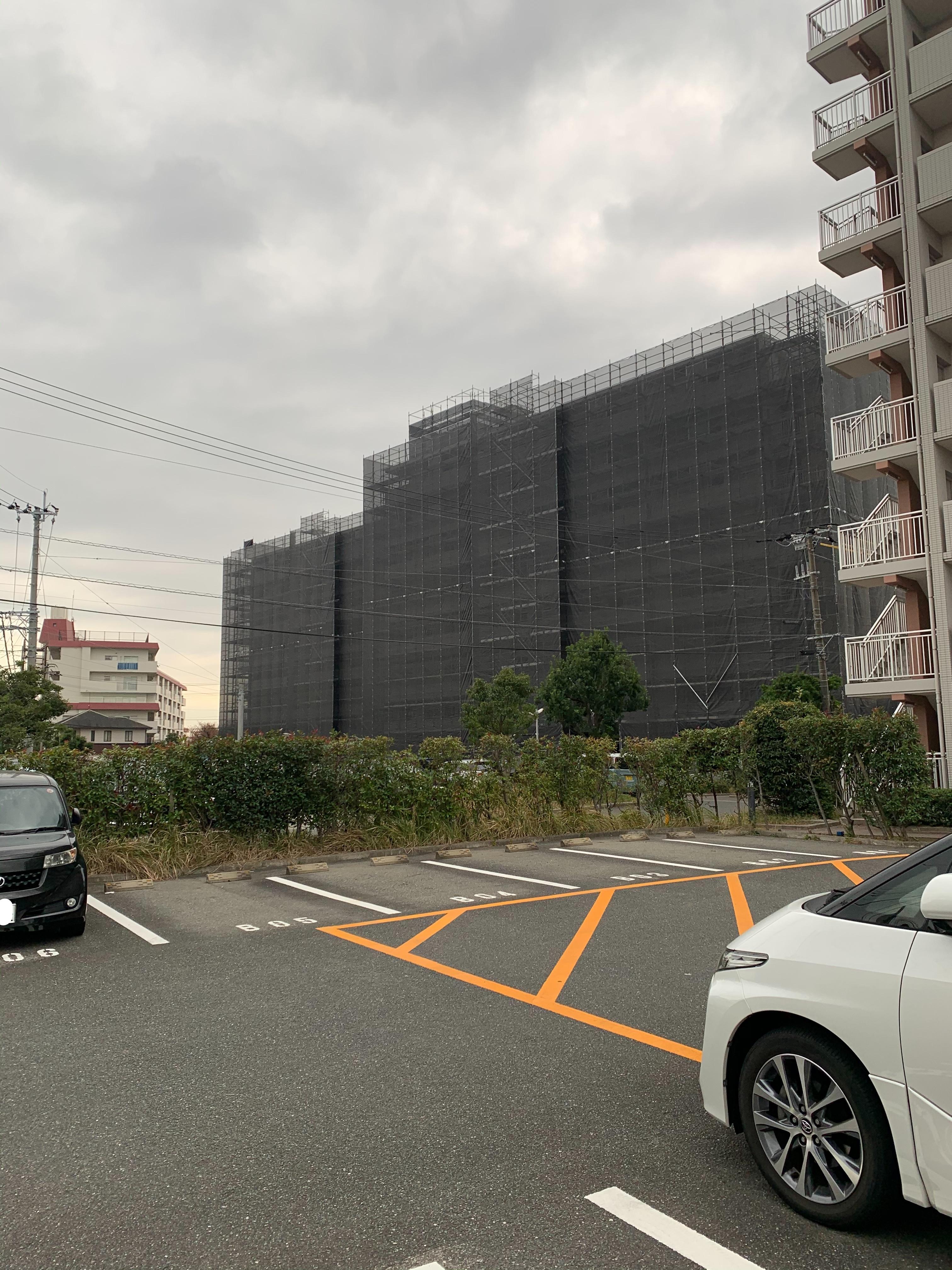 福岡県福岡市東区 大規模改修工事①