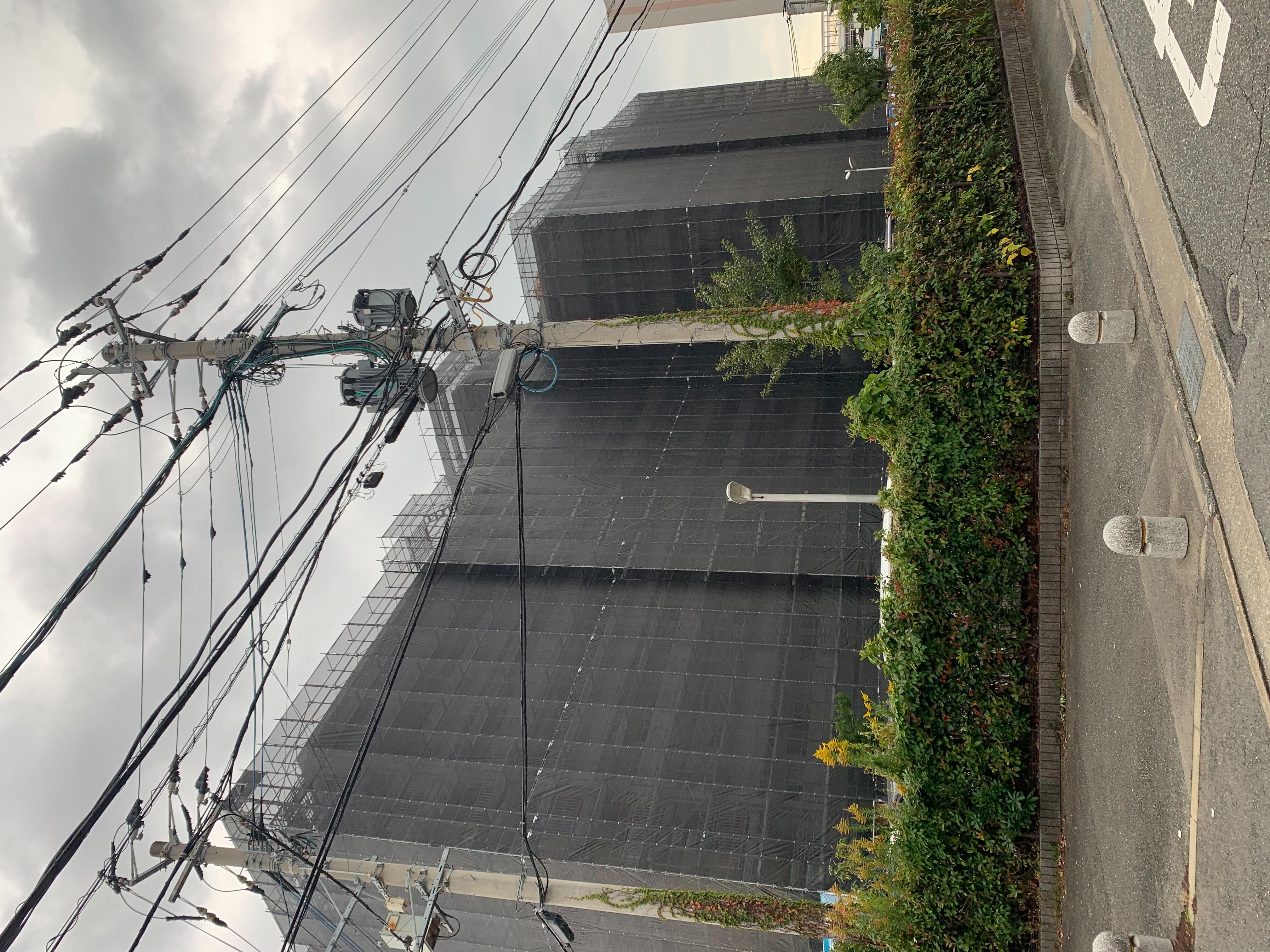 福岡県福岡市東区 大規模改修工事②