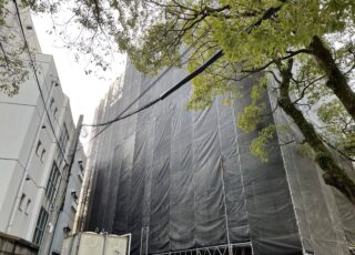 福岡県福岡市東区 7階マンション改修工事②