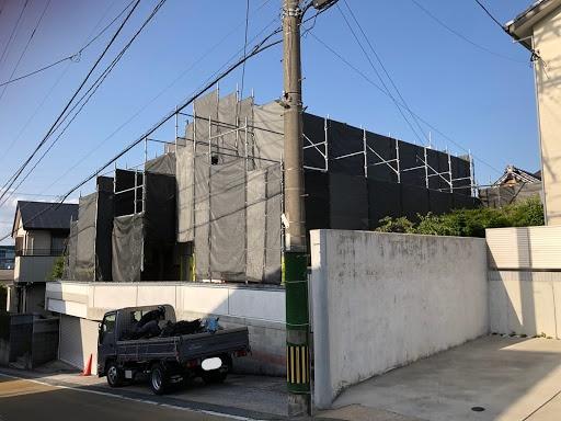 一般住宅塗装工事